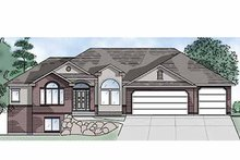 Traditional Exterior - Front Elevation Plan #945-15