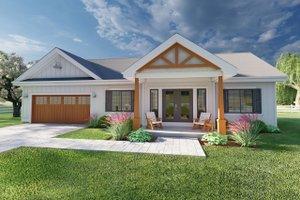 Farmhouse Exterior - Front Elevation Plan #126-175