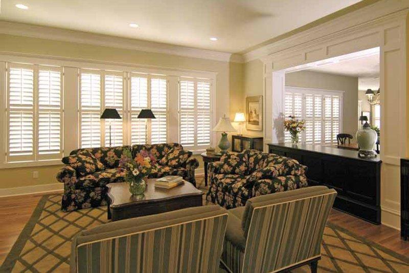 Craftsman Interior - Family Room Plan #928-48 - Houseplans.com