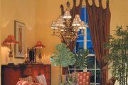 Mediterranean Style House Plan - 4 Beds 3.5 Baths 3433 Sq/Ft Plan #930-322 Interior - Dining Room