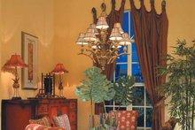 Architectural House Design - Mediterranean Interior - Dining Room Plan #930-322
