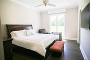 European Style House Plan - 4 Beds 4.5 Baths 6554 Sq/Ft Plan #923-69 Interior - Bedroom