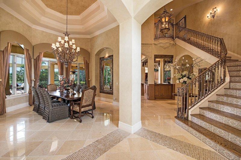Mediterranean Interior - Dining Room Plan #930-413 - Houseplans.com