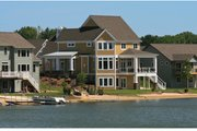 Country Style House Plan - 4 Beds 3.5 Baths 3693 Sq/Ft Plan #928-250