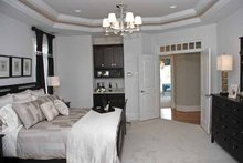 House Plan Design - Country Interior - Master Bedroom Plan #952-78
