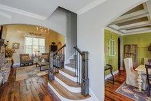 House Plan Design - European Interior - Entry Plan #927-362