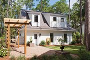 Country Style House Plan - 3 Beds 3.5 Baths 2843 Sq/Ft Plan #928-251 Exterior - Other Elevation