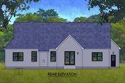 Farmhouse Style House Plan - 3 Beds 2.5 Baths 2188 Sq/Ft Plan #1010-244 Exterior - Rear Elevation