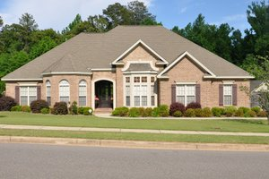 Traditional Exterior - Front Elevation Plan #63-234