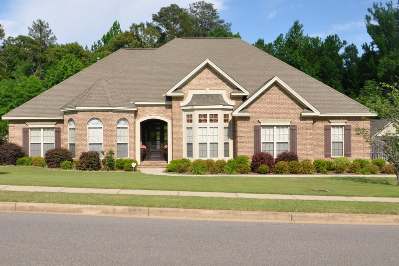 House Plan Design - Traditional Exterior - Front Elevation Plan #63-234