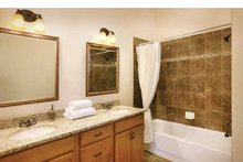 Dream House Plan - Country Interior - Bathroom Plan #938-1