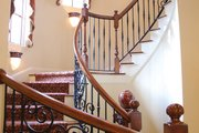 Mediterranean Style House Plan - 3 Beds 4.5 Baths 4509 Sq/Ft Plan #1058-14 Interior - Entry