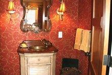 Dream House Plan - European Interior - Bathroom Plan #928-190