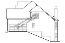 House Design - Country Exterior - Other Elevation Plan #927-691