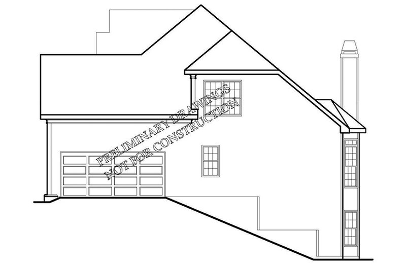 Country Exterior - Other Elevation Plan #927-691 - Houseplans.com