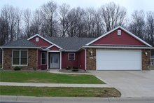 Home Plan - Ranch Exterior - Front Elevation Plan #1064-6