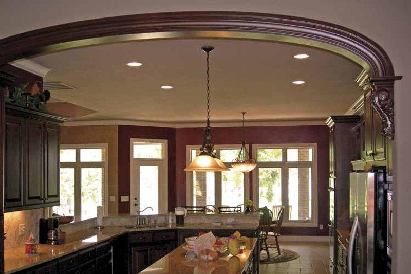 Contemporary Interior - Dining Room Plan #11-280 - Houseplans.com