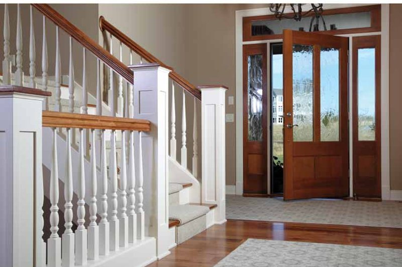 Country Interior - Entry Plan #928-231 - Houseplans.com