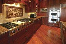 Dream House Plan - Craftsman Interior - Kitchen Plan #132-485