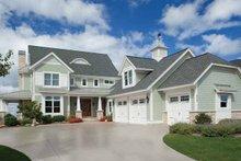 Craftsman Exterior - Front Elevation Plan #928-229