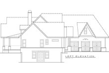 Home Plan - Craftsman Exterior - Other Elevation Plan #119-366