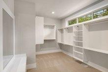 House Plan Design - Contemporary Interior - Master Bedroom Plan #1066-14