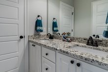 Architectural House Design - Ranch Interior - Bathroom Plan #430-182