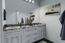 House Plan Design - Traditional Interior - Master Bathroom Plan #1060-68