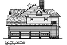 Home Plan - Country Exterior - Other Elevation Plan #56-544