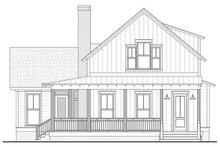 Architectural House Design - Farmhouse Exterior - Front Elevation Plan #1067-5