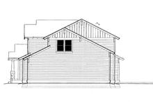 Home Plan - Craftsman Exterior - Other Elevation Plan #48-809