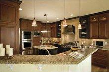 Country Interior - Kitchen Plan #930-142