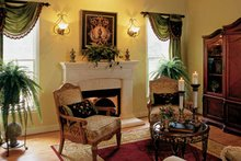 Home Plan - Country Interior - Family Room Plan #927-672