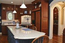 Tudor Interior - Kitchen Plan #928-27