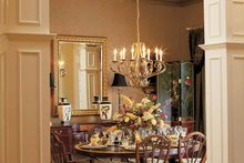 Country Interior - Dining Room Plan #952-275