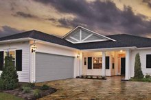 Home Plan - Country Exterior - Front Elevation Plan #930-364