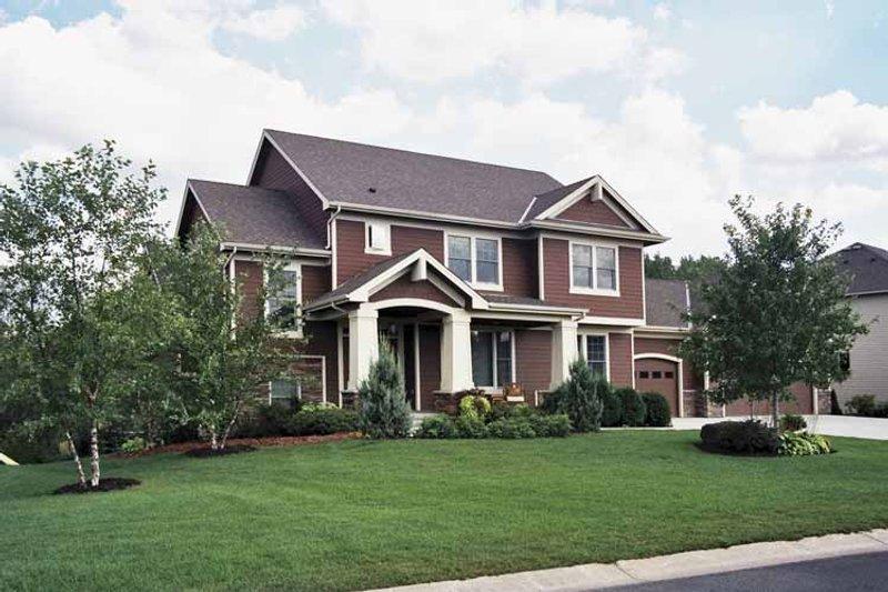 House Plan Design - European Exterior - Front Elevation Plan #51-644