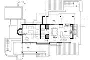 Contemporary Style House Plan - 5 Beds 5 Baths 2988 Sq/Ft Plan #912-1 Floor Plan - Upper Floor Plan