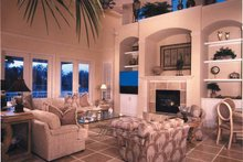 House Plan Design - Country Interior - Family Room Plan #930-111
