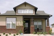 Cottage Style House Plan - 2 Beds 2 Baths 1205 Sq/Ft Plan #63-146