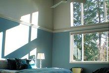 Contemporary Interior - Master Bedroom Plan #132-563