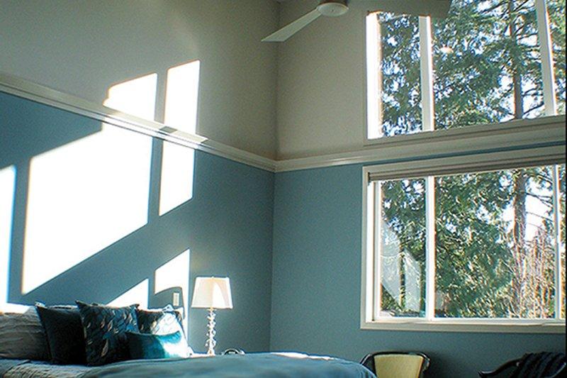 Contemporary Interior - Master Bedroom Plan #132-563 - Houseplans.com