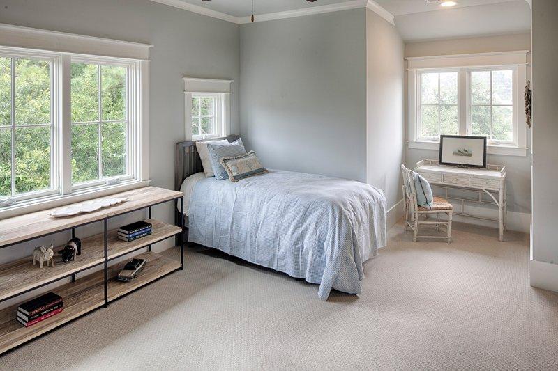 Farmhouse Interior - Bedroom Plan #928-10 - Houseplans.com