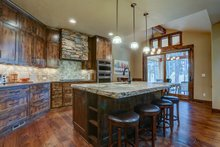Craftsman Interior - Kitchen Plan #892-29