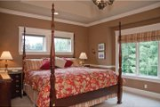 Tudor Style House Plan - 4 Beds 3.5 Baths 4940 Sq/Ft Plan #928-27 Interior - Master Bedroom