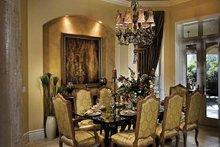 Mediterranean Interior - Dining Room Plan #930-417