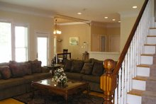 Victorian Interior - Family Room Plan #137-249