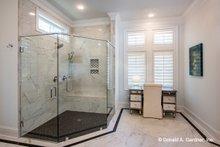 Architectural House Design - Country Interior - Master Bathroom Plan #929-1006