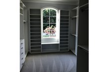 House Plan Design - Walk-in Closet