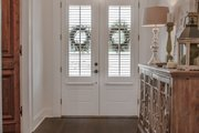 European Style House Plan - 3 Beds 2 Baths 2854 Sq/Ft Plan #430-192 Interior - Entry